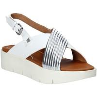 Boty Ženy Sandály Wrangler WL91654A Bílý