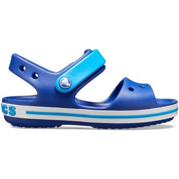Boty Děti Sandály Crocs 12856 Modrý