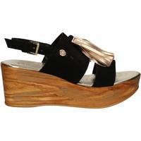 Boty Ženy Sandály Byblos Blu 672213 Černá