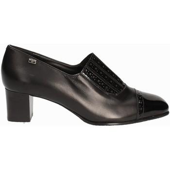 Boty Ženy Mokasíny Valleverde V12024 Černá