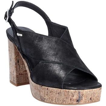 Boty Ženy Sandály IgI&CO 1186 Černá