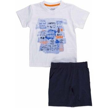 Textil Děti Set Losan 815-8045AC Bílý