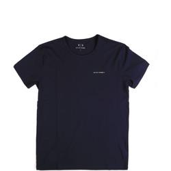 Textil Muži Trička s krátkým rukávem Key Up 2G69S 0001 Modrý