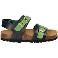 Boty Děti Sandály Bamboo BAM-14 Zelený