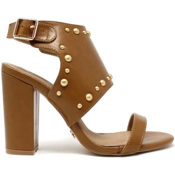 Boty Ženy Sandály Gold&gold A19 GZ01 Hnědý