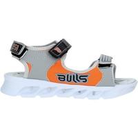 Boty Děti Sandály Bulls S19-SBL838 Šedá