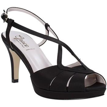 Boty Ženy Sandály Grace Shoes 738E008 Černá