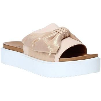 Boty Ženy Dřeváky Grunland CI1519 Růžový