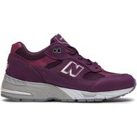 Boty Ženy Nízké tenisky New Balance NBW991DNS Červené