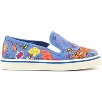 Boty Děti Street boty Chicco 01055478 Modrý
