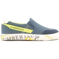 Boty Děti Street boty Lumberjack SB09105 003 N58 Modrý