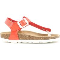 Boty Dívčí Sandály Grunland SB0031 Oranžový