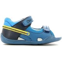 Boty Děti Sandály Chicco 01055573 Modrý