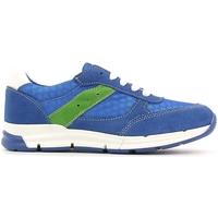 Boty Děti Nízké tenisky Crazy MK6020F6E.C Modrý