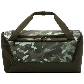 Taška Cestovní tašky Nike Brasilia 90 Olivové,Zelené