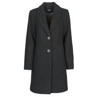 Textil Ženy Kabáty Only ONLNATALIA Černá