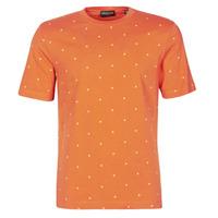 Textil Muži Trička s krátkým rukávem Scotch & Soda 160854 Červená
