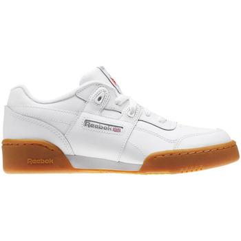 Boty Děti Nízké tenisky Reebok Sport CN2243 Bílý