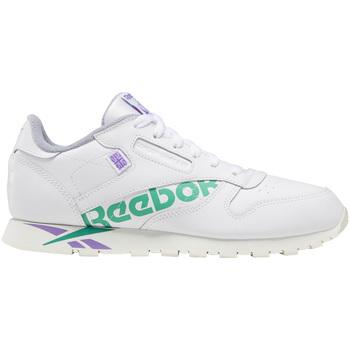 Boty Děti Nízké tenisky Reebok Sport DV9598 Bílý