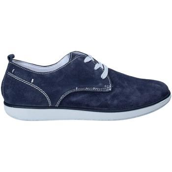 Boty Muži Nízké tenisky IgI&CO 1124 Modrý