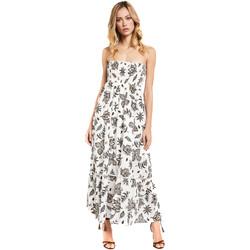 Textil Ženy Společenské šaty Gaudi 011FD15004 Bílý