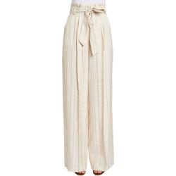 Textil Ženy Turecké kalhoty / Harémky Gaudi 011FD25029 Béžový