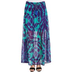 Textil Ženy Sukně Gaudi 011FD75003 Fialový