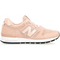 Boty Ženy Módní tenisky New Balance NBWL565BD Růžový