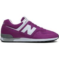 Boty Muži Nízké tenisky New Balance NBM576PP Fialový