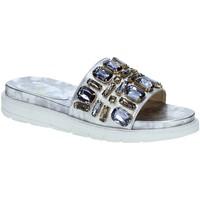 Boty Ženy pantofle Byblos Blu 672101 Šedá
