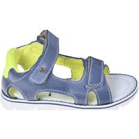 Boty Chlapecké Sandály Melania ME8037B9E.D Modrý