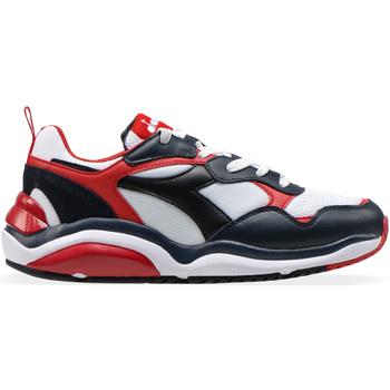 Boty Muži Nízké tenisky Diadora 501.174340 Bílý