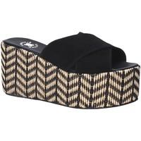 Boty Ženy Dřeváky Exé Shoes G41007057004 Černá