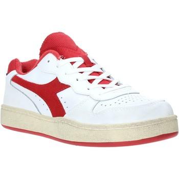 Boty Muži Nízké tenisky Diadora 501175757 Červené