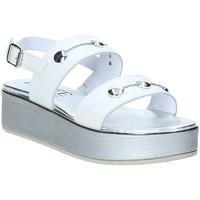 Boty Ženy Sandály Susimoda 285625-01 Bílý