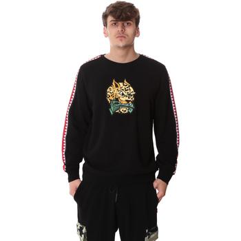 Textil Muži Mikiny Sprayground 20SP024BLK Černá