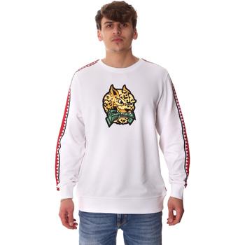 Textil Muži Mikiny Sprayground 20SP024WHT Bílý
