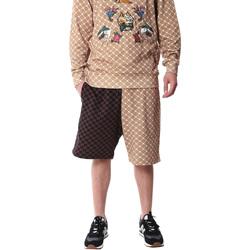 Textil Muži Kraťasy / Bermudy Sprayground 20SP029 Hnědý