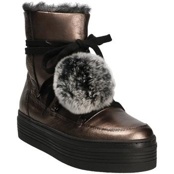 Boty Ženy Zimní boty Mally 5991 Šedá