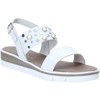 Boty Ženy Sandály Jeiday 3867 Bílý