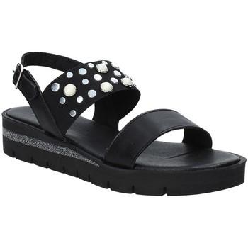 Boty Ženy Sandály Jeiday 3867 Černá