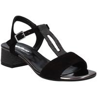 Boty Ženy Sandály Melluso K35106 Černá