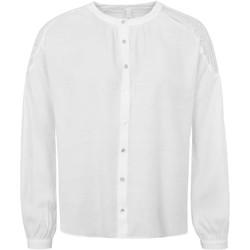 Textil Ženy Košile / Halenky Pepe jeans PL303308 Béžový