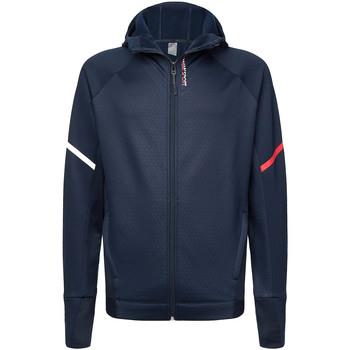 Textil Muži Teplákové bundy Tommy Hilfiger S20S200337 Modrý