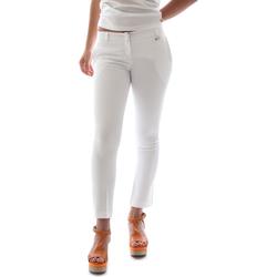 Textil Ženy Mrkváče Animagemella 16PE003 Bílý