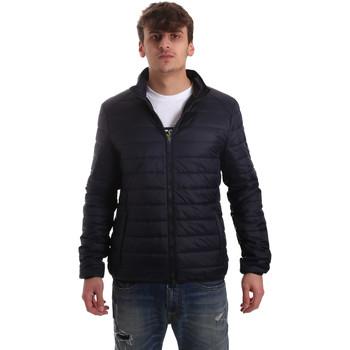Textil Muži Prošívané bundy Invicta 4431683/U Modrý