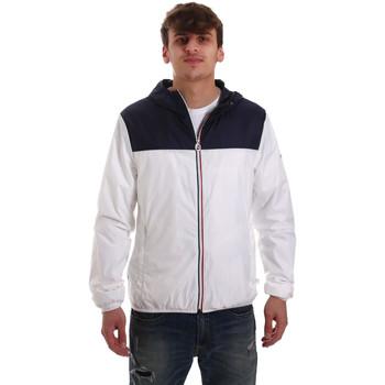 Textil Muži Větrovky Invicta 4431682/U Bílý
