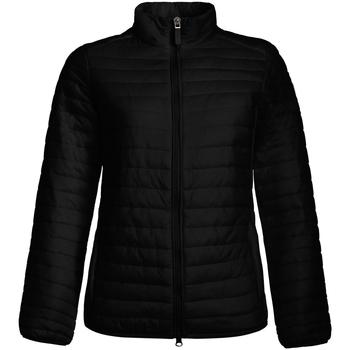 Textil Ženy Prošívané bundy Invicta 4431683/D Černá
