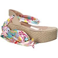 Boty Ženy Sandály Fornarina PE18TE3073 Růžový