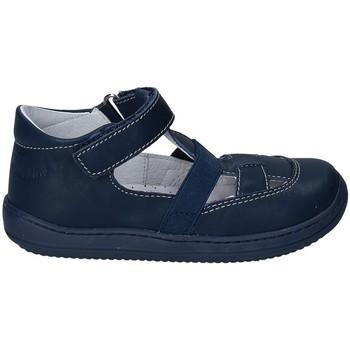 Boty Děti Sandály Naturino 2012164-01-9102 Modrý